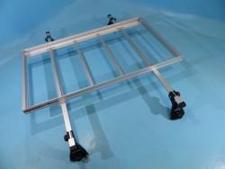 Barre de toit + Galerie